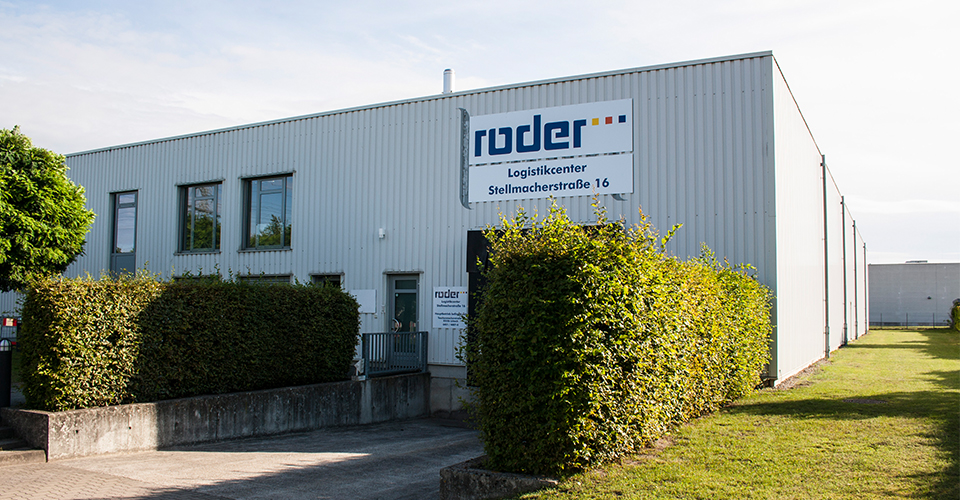 Logistikzentrum Roder